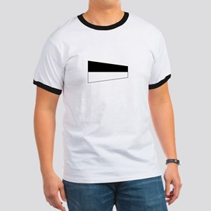 Pennant Flag Number 6 T-Shirt