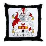 Thorburn Family Crest Throw Pillow