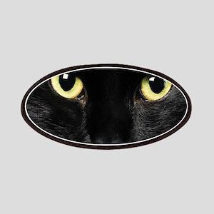 Black Cat Patch