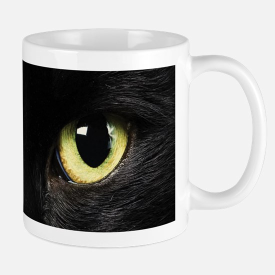 Black Cat Mugs