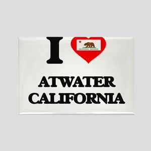 I love Atwater California Magnets