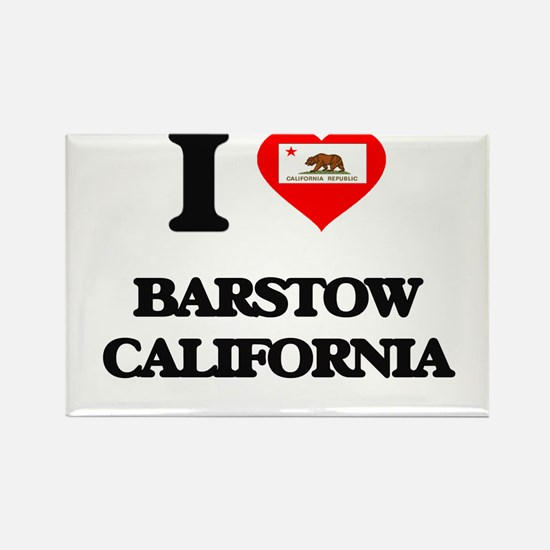I love Barstow California Magnets