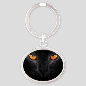 Black Cat Keychains