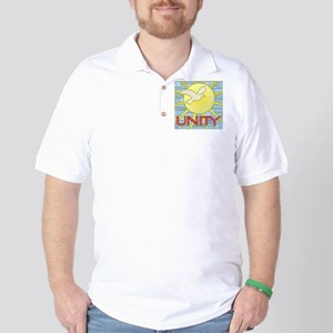Unity Stained Glass Golf Shirt