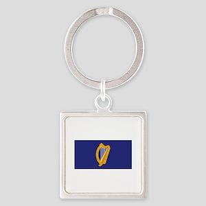 Presidential Seal Ireland Keychains