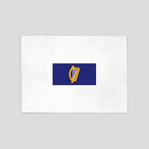 Presidential Seal Ireland 5'x7'Area Rug