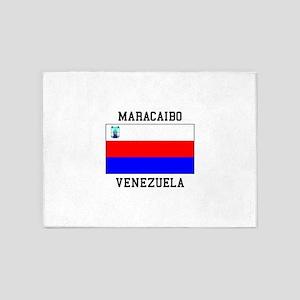 Maracaibo, Venezuela 5'x7'Area Rug