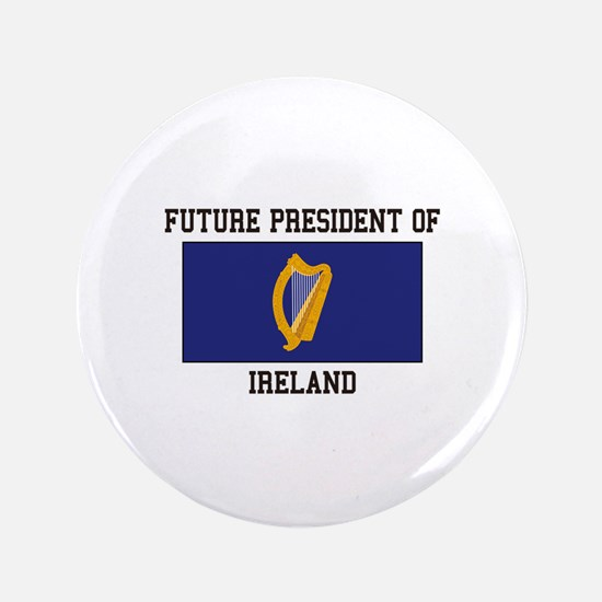 Presidential Seal Ireland Button