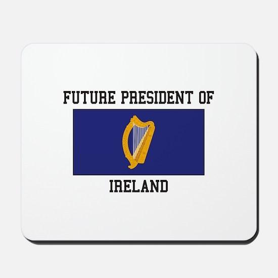 Presidential Seal Ireland Mousepad
