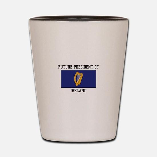 Presidential Seal Ireland Shot Glass