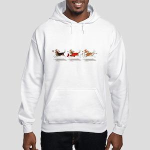 Holiday Beagle Sweatshirt