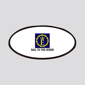 Hail to the Queen Patch