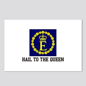Hail to the Queen Postcards (Package of 8)