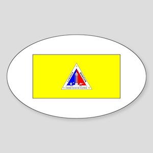 Quezon, Philippines Flag Sticker