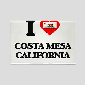 I love Costa Mesa California Magnets