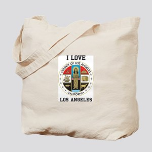 County of Los Angeles Tote Bag