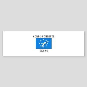 Corpus Christi, Texas Bumper Sticker