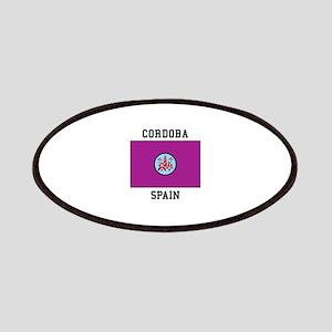 Cordoba, Spain Flag Patch