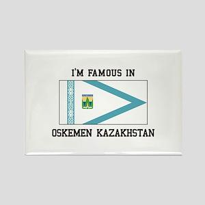 Famous In Oskemen Kazakhstan Magnets