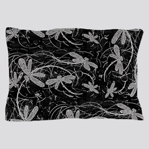 Dragonfly Night Flit Pillow Case