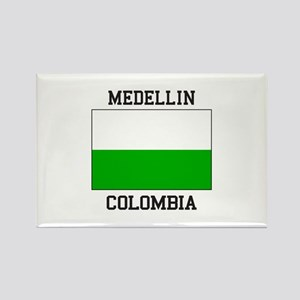Medellin Colombia Magnets