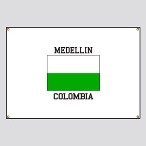 Medellin Colombia Banner