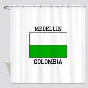 Medellin Colombia Shower Curtain