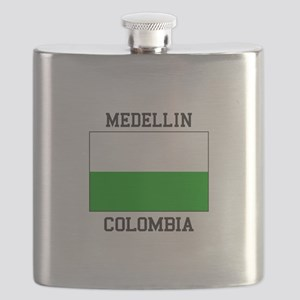 Medellin Colombia Flask