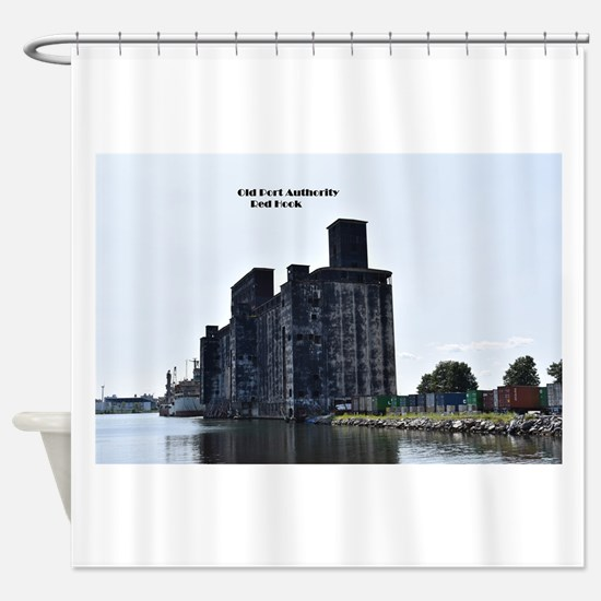 Old Port Authority Shower Curtain