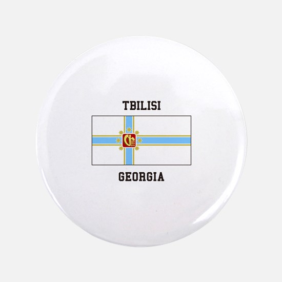 Tbilisi, Georgia Button