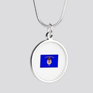 Merchant Marine Flag Necklaces