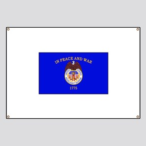 Merchant Marine Flag Banner