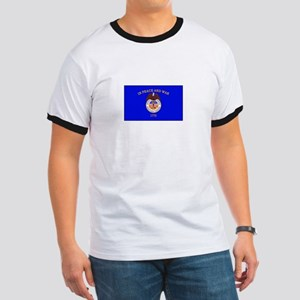 Merchant Marine Flag T-Shirt