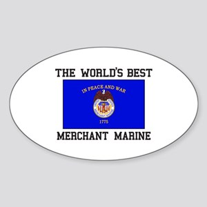 Best Merchant Marine Sticker