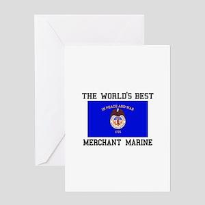 Best Merchant Marine Greeting Cards