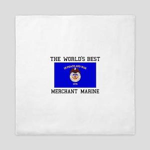 Best Merchant Marine Queen Duvet