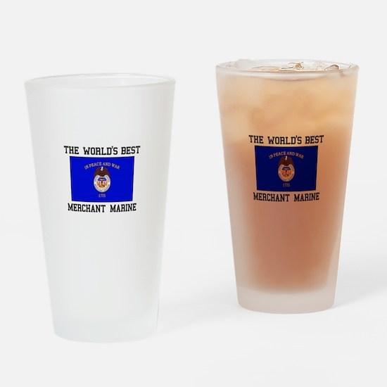 Best Merchant Marine Drinking Glass
