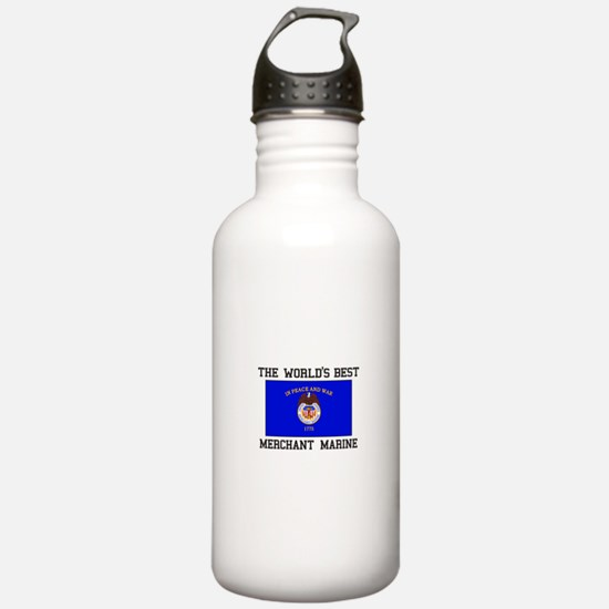 Best Merchant Marine Water Bottle