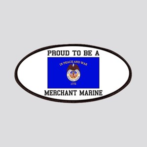 Proud to be a Merchant Marine Patch