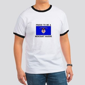 Proud to be a Merchant Marine T-Shirt