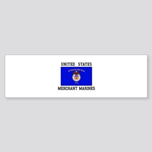 US Merchant Marine Bumper Sticker