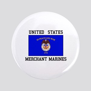 US Merchant Marine Button