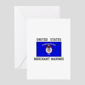 US Merchant Marine Greeting Cards