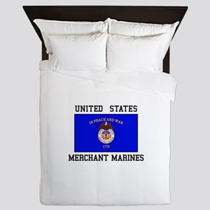 US Merchant Marine Queen Duvet