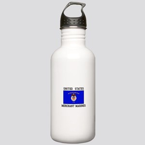 US Merchant Marine Water Bottle