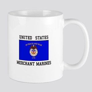 US Merchant Marine Mugs