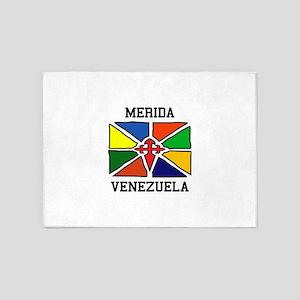 Merida Venezuela 5'x7'Area Rug