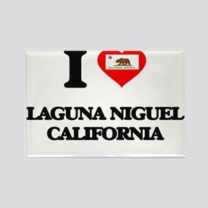 I love Laguna Niguel California Magnets