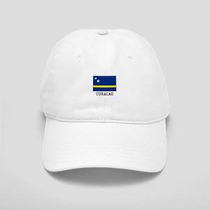 Curacao, Flag Baseball Cap