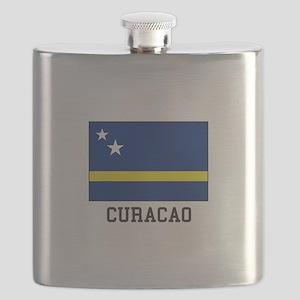 Curacao, Flag Flask